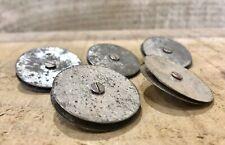 Paquete De 5 33mm No 2 MENDALL Olla Parche NOS Repara Metal Sartenes Cubo Viejo