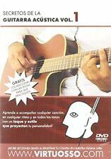 Virtuosso Curso De Guitarra Acústica Vol.1