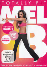 MEL BE - DVD - TOTALLY FIT  ( Neu )
