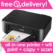 CANON PIXMA MG3650 All-in-One Wireless Inkjet Printer + USB Cable (Printer Only)