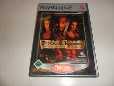 PlayStation 2  PS 2  Fluch der Karibik - Legende des Jack Sparrow. Platinum (6)