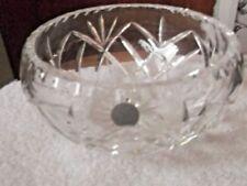 Bowl Contemporary Original Crystal Glass