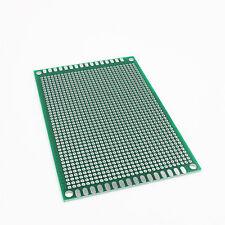 5pcs 8x12cm Double-sided Solderable PCB Board Breadboard Prototype 8*12cm 2.5MM