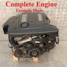 BMW X3 Series E83 2.0D M47N2 Bare Engine Diesel 204D4 150HP WARRANTY
