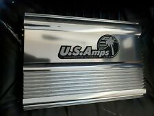 Us Amps USA-600 1 OHM STABLE AMPLIFIER