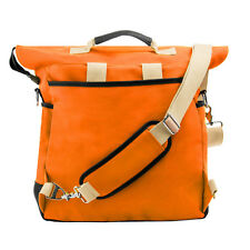 "Hybrid Shoulder Travel Bag Messenger Case for Ipad Air 2 / Ipad Pro 9.7"" Orange"