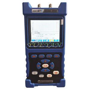 JoinWit JW3302B Handheld Fiber Optical OTDR FTTX SM 1310/1550nm 30/28d Tester