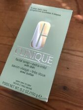Clinique Extra Mild With Dish Unisex Facial Soap 100G new