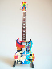Guitare miniature Gibson SG Fool Eric Clapton