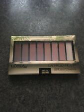Loreal Lip Palette ~ Natural~ New sealed