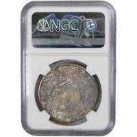 1881 S Morgan Dollar MS 64 NGC 90% Silver $1 US Coin Collectible Toned