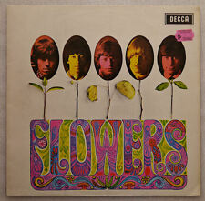 LP The Rolling Stones Flowers Decca SLK 16487-P BRD 1967 Royal Sound