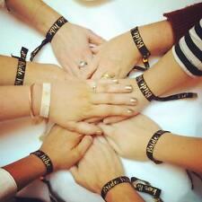 Bride Tribe Hen Party Wristbands / Bachelorette Bracelet Party Favours