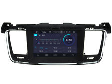 For Peugeot 508 2011-2017 Android 10.0 Car DVD GPS Navigation Wifi Radio
