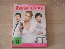 Doctor`s Diary -- Staffel 1 -- Serie --- 2-DVD-Box -- Diana Anft --