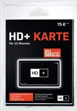 Super HD+ Karte HD03 - NEU - NICHT AKTIVIERT - 12 Monate Guthaben! Neu in OVP