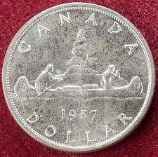 Canada Dollar 1957 (D1603)