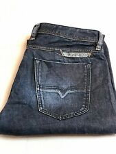 DIESEL Industry Men Tapered Jeans Size 38 Dark Blue
