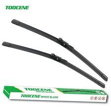 "pair 26+22"" Windshield Wiper Blades for Toyota Sequoia 2007-2017 flat wiper"
