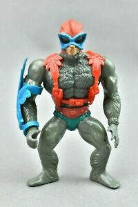 Masters of the Universe Stratos Blue Vintage 1982 MOTU Mattel