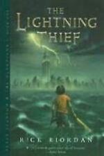 Percy Jackson and the Olympians: The Lightning Thief Bk. 1 by Rick Riordan
