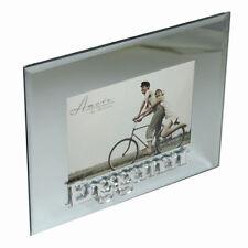 Cadre photo sans marque en verre pour la décoration intérieure de la maison