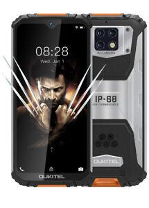 "OUKITEL WP6 6.3"" Rugged Smartphone IP68 Octa-core Android 9.0 6GB+128GB 10000mAh"
