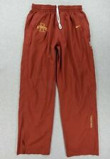 Iowa State Cyclones Nike Fit Storm Football WarmUp Pants (Mens Small) New