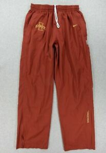 Iowa State Cyclones Nike Fit Storm Football WarmUp Pants (Mens Extra Small) New