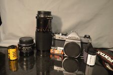 Pentax K1000 (Almost Mint)   Film Tested   Amazing Holiday Gift