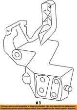 Jeep CHRYSLER OEM Radiator Support-Support Bracket Right 5156134AA