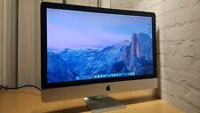"✅ ✔ Apple Imac 2010 A1312 27"" Quad Core i7 2.80GHz 16GB Ram! ✔ ✔ 1TB HDD Actualizado!"