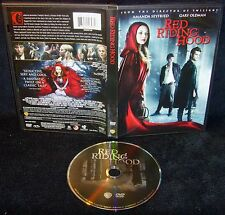 Red Riding Hood (DVD, 2011) Mint Disc!•No Scratches!•Authentic USA!