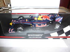 RARE 1:18 Red Bull Mark Webber 2nd Chinese GP 1 of 1104