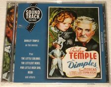 DIMPLES - CD - SOUNDTRACK - SHIRLEY TEMPLE