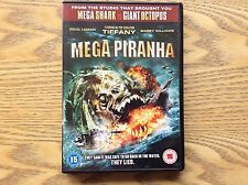 Mega Piranha Dvd! Look At My Other Dvds!