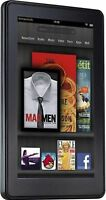 Amazon D01400 Kindle Fire 1st Generation 8GB Wi-Fi 7in Black (IL/SP5-7055-D01...