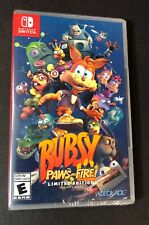 Bubsy Paws on Fire [ Limited Edition ] (Nintendo Switch) NEW