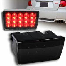 For 2011-2014 Subaru Impreza WRX STI Black Red LED Rear 3rd Brake Light F1 Style