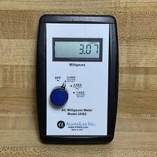 Ac Gaussmeter Magnetic Flux Magnetometer Tesla Meter Ac Milligauss Meter Uhs2