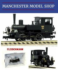 "Fleischmann HO 1:87 Branchline Steam locomotive SBB Era II ""DCC-SOUND"" NEW"