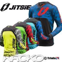 Jitsie Junior T3 KROKO Trials Riding Shirt - Kids/Youth/Child