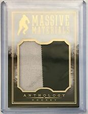 2014-15 Panini Anthology DENIS SAVARD Massive Materials Patch 13/49 BLACKHAWKS