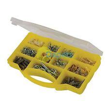 545pce IMAGE SUSPENSION paquet ZINC & Plaquée wires, crochets, ongles & vis