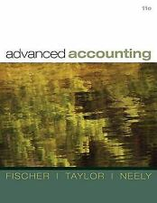Advanced Accounting by William J. Taylor, Rita H. Cheng and Paul M. Fischer...
