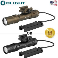 Tactical Light Olight Odin Black / DT USB Rechargeable Rail Mount Remote Switch