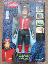 Capitaine Scarlet Action Figure En parfait état, dans sa boîte NEW BOXED Carlton Scarlet DD + Torche sans batt