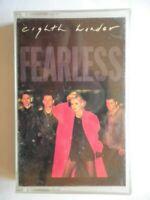 MC Eight WonderFearless I'm not scared Cross my heart Patsy Kensit no cd lp dvd