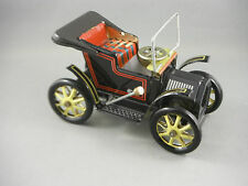 Tin Toy,TIN CAR, OLD-TIMER Lever Action - Black