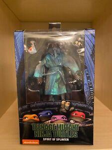 NECA Teenage Mutant Ninja Turtles Movie Spirit Of Splinter Figure TMNT Lootcrate